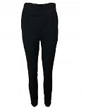 Classy V-Pants Black_