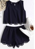 NHS Dark Blue Two Piece Set_