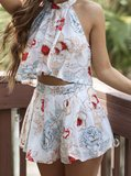 NHS Flower Two Piece Set_