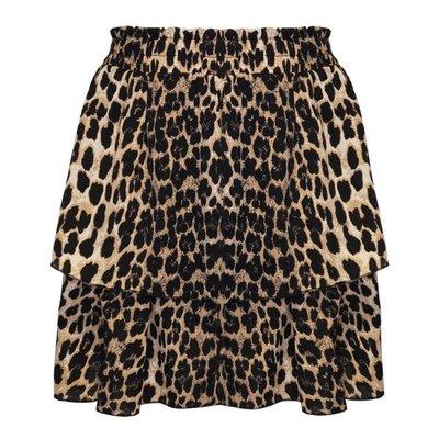 Leo Ruffle Skirt