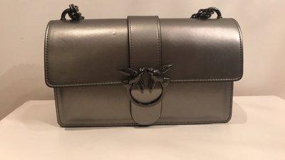 Bird Love Bag Silver