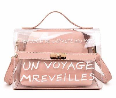 L'exposition Bag Pink
