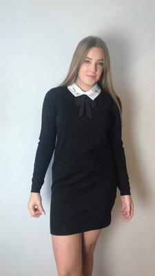 Classy Sweaterdress Black