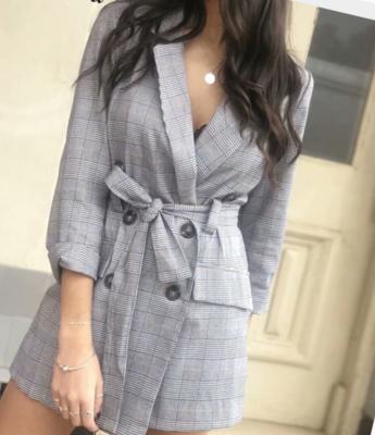 NHS Blazer Suit Grey