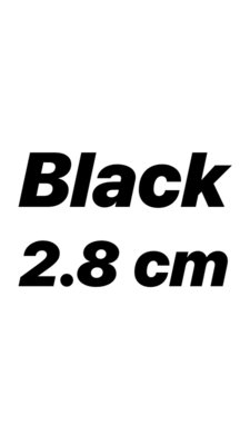 Inspired GG Belt 2.8 cm