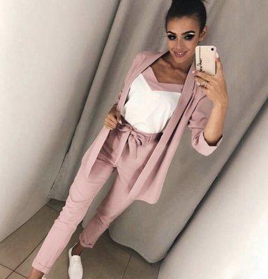 NHS Pink Suit Set