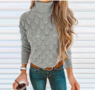 NHS Col Sweater Grey