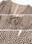 NHS Ruffle Leo Dress