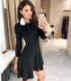 NHS Milly Dress Black