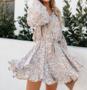 All Over Flower Dress
