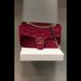 Velvet GC Bag Bordeaux