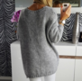 NHS Grey Knit Vest