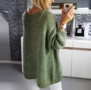 NHS Green Knit Vest