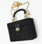 Rotan Bag Black